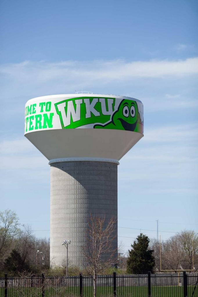 water-tower